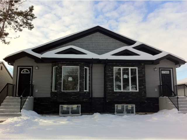 Bungalow house plans with basement suite for Bungalow with walkout basement
